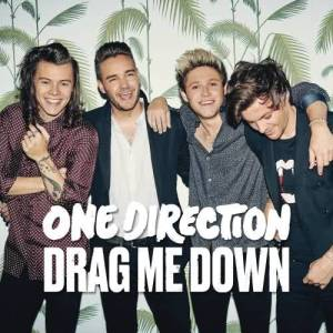 Album Drag Me Down from One Direction