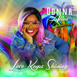 Album Love Keeps Shining from Donna Allen