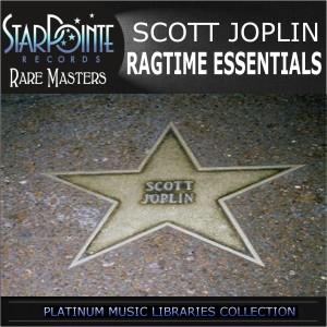Album Ragtime Essentials from Scott Joplin