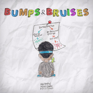Album Bumps & Bruises from Ugly God