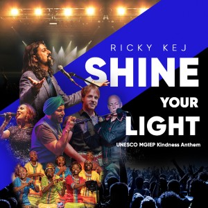 Album Shine Your Light from Mzansi Youth Choir