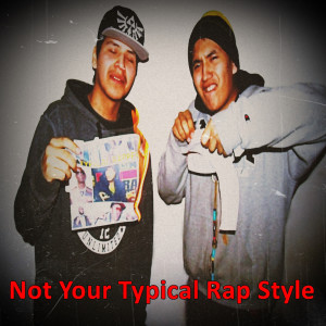 Album Not Your Typical Rap Style (feat. Prhyme) from PRhyme