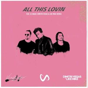 Album All This Lovin (Dimitri Vegas & Like Mike Remix) from Vlade Kay
