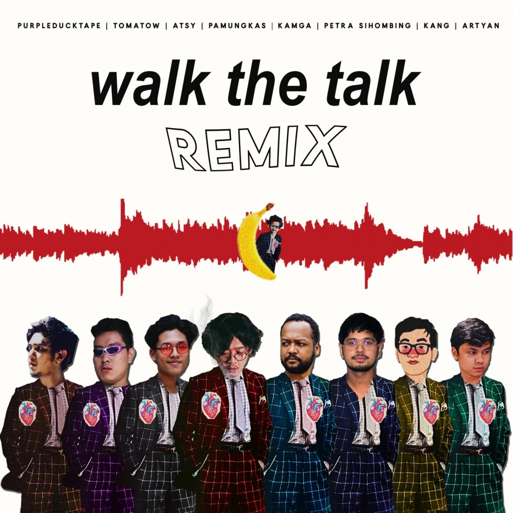 I Love You but I'm Letting Go (ATSY Remix) 2019 Pamungkas