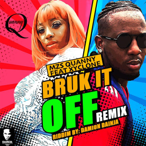 Album Bruk It off (Remix) from Mzs Quanny