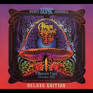 Album Bear's Sonic Journals (Live at Fillmore East, February 1970 - Deluxe Edition) from Allman Brothers Band