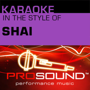 Listen to The Place Where You Belong   (Karaoke With Background Vocals)[In the style of Shai] song with lyrics from ProSound Karaoke Band