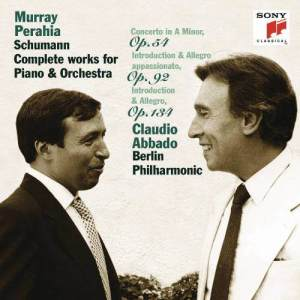 Murray Perahia的專輯Schumann: Complete Works for Piano & Orchestra