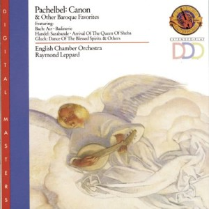 English Chamber Orchestra的專輯Pachelbel's Canon & Other Baroque Favorites