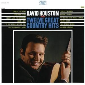 Album Sings Twelve Great Country Hits from David Houston