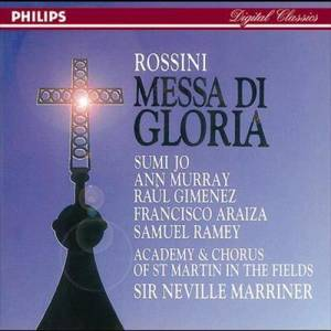Album Rossini: Messa di Gloria from Academy of St Martin-in-the-Fields Chorus