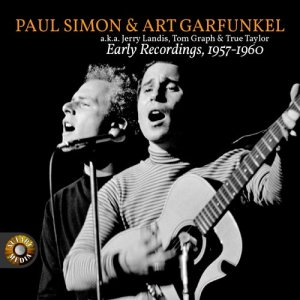 Art Garfunkel的專輯Early Recordings 1957 – 1960