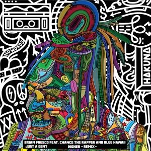 Album Higher (feat. Chance the Rapper & Blue Hawaii) [Remix] (Explicit) from Brian Fresco