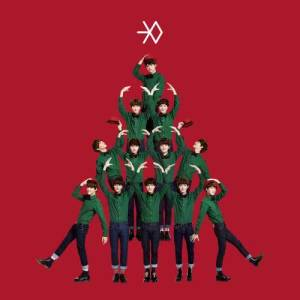 Album Miracles in December from EXO