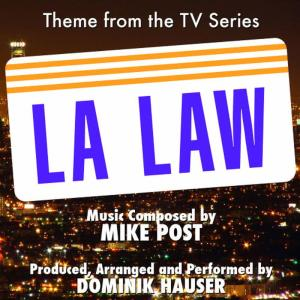 Mike Post的專輯L.A. Law  (Main Theme From the Television Series)