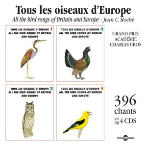 Album All The Bird Songs Of Britain And Europe from Various Artists