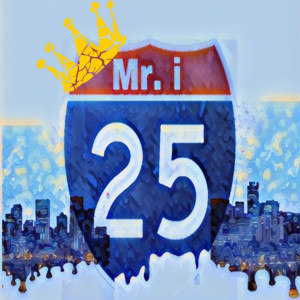 Album King of Colorado from MR i25