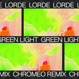 Album Green Light from Lorde