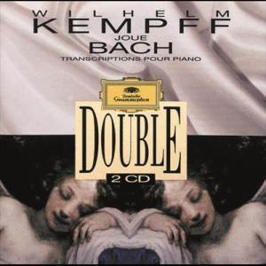 Wilhelm Kempff的專輯Wilhelm Kempff Plays Bach. Transcriptions For Piano