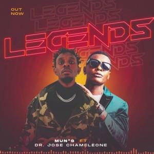 Album Legends from Mun G