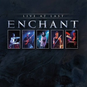 Album Live At Last (live in 2004) from Enchant