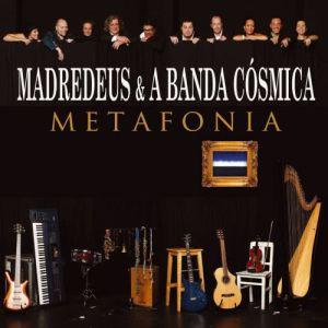 Album Metafonia from A Banda Cósmica