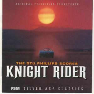 Album The Stu Phillips Scores: Knight Rider from Stu Phillips