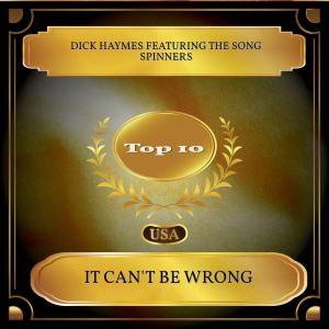 The Song Spinners的專輯It Can't Be Wrong