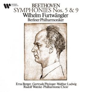 "Album Beethoven: Symphonies Nos. 5 & 9 ""Choral"" from Berliner Philharmoniker"