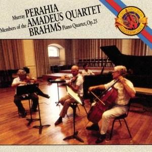 Murray Perahia的專輯Brahms: Piano Quartet No. 1 in G Minor, Op. 25