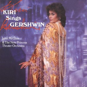 Album Kiri sings Gershwin from Dame Kiri Te Kanawa