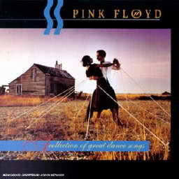 Pink Floyd的專輯A Collection Of Great Dance Songs