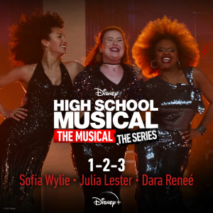 """Album 1-2-3 (From """"High School Musical: The Musical: The Series (Season 2)"""") from Sofia Wylie"""