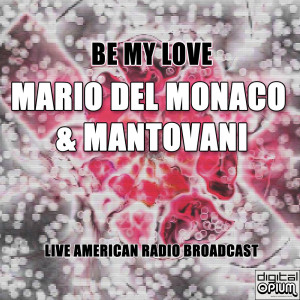 Album Be My Love from Mantovani