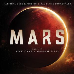 Album Mars from Warren Ellis