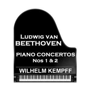 Wilhelm Kempff的專輯Beethoven: Piano Concertos Nos 1 & 2