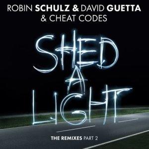 Robin Schulz的專輯Shed A Light (The Remixes Part 2)