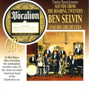 Album Sounds from the Roaring Twenties 1924-1926 from Ben Selvin and His Orchestra
