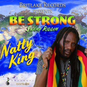 Album Be Strong from Natty King