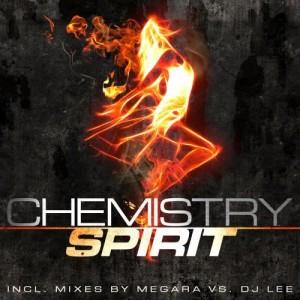化學超男子的專輯Spirit