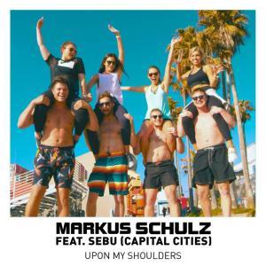 Album Upon My Shoulders from Sebu