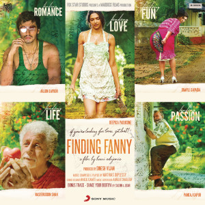 Album Finding Fanny (Original Motion Picture Soundtrack) from Sachin Jigar
