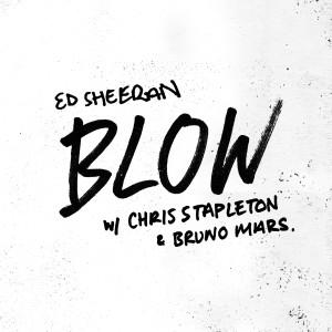 BLOW dari Bruno Mars