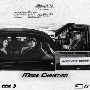 Album Need For Speed from Mads Christian
