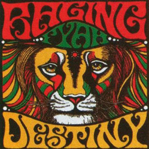 Album Destiny from Raging Fyah