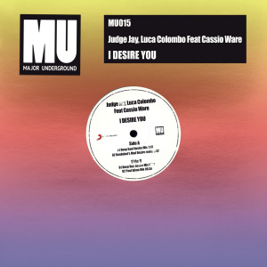 Album I Desire You from Cassio Ware
