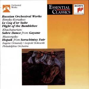 Album Russian Orchestral Works from Eugene Ormandy