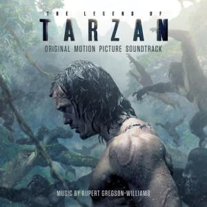 Album The Legend Of Tarzan (Original Motion Picture Soundtrack) from Rupert Gregson-Williams