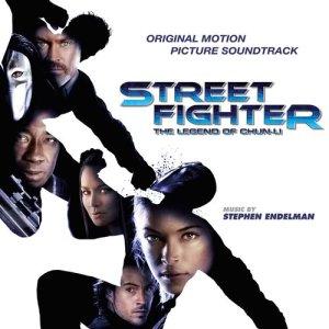 Album Street Fighter: The Legend of Chun-Li (Original Motion Picture Soundtrack) from Stephen Endelman