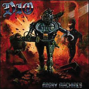 Album Angry Machines from DIO
